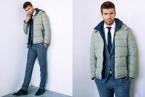 Gerard Piqué For H.E. By Mango 2012 Men's Lookbook