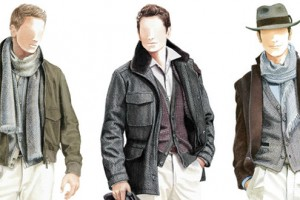 Loro Piana AW12 Collection