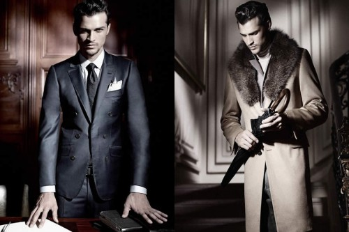 Smalto Autumn/Winter 2012 Men's Lookbook
