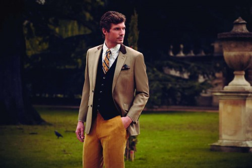 Viyella Autumn/Winter 2012 Men's Lookbook
