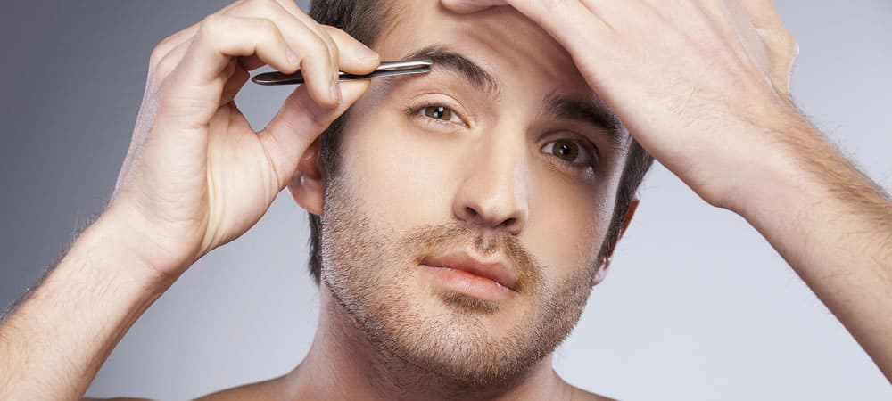 Mens Grooming Eyebrow Maintenance Fashionbeans