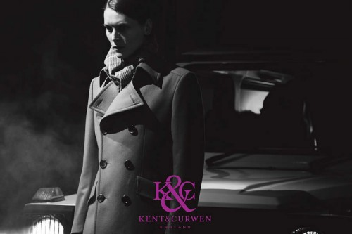 Kent & Curwen Fall/Winter 2012 Advertising Campaign