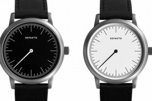 Defakto Stainless Steel Detail Watch