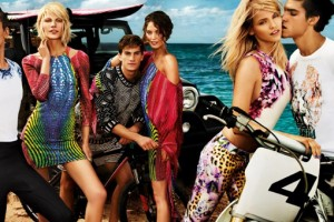 JUST CAVALLI SS13 ADVERTISING CAMPAIGN