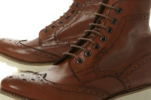 Bertie Colindale 2 Leather Brogue Boots