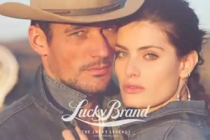 LUCKY BRAND SPRING 2013 ADVERTISING CAMPAIGN