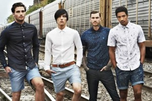 ORIGINAL PENGUIN SPRING 2013 ADVERTISING CAMPAIGN