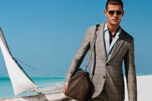 Louis Vuitton Menswear: SS13 Collection