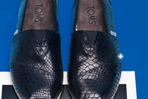 TOMS+ Footwear: Spring 2013