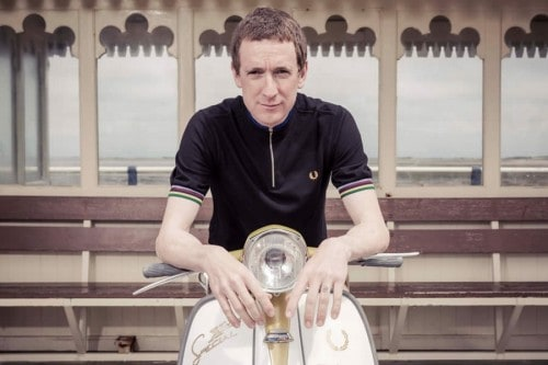 Fred Perry Autumn/Winter 2013 Bradley Wiggins Collection Men's Lookbook