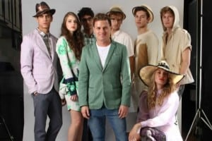 Sergio Davila Menswear: SS14 Collection