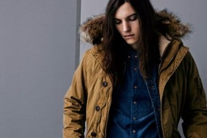 AW13 Key Piece: The Parka