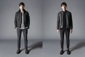 AllSaints Autumn/Winter 2013 Men's Lookbook