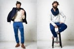Scotch & Soda Amsterdam Blauw Autumn/Winter 2013 Men's Lookbook