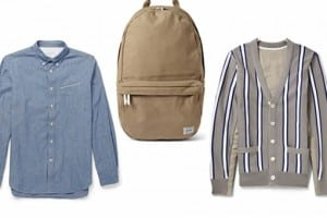 MR PORTER: New Designers For SS14