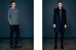 AllSaints October 2014 Men's Lookbook