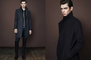 AllSaints December 2014 The Christmas Lookbook