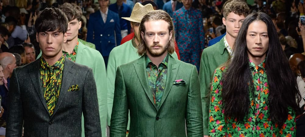 The Key Trends From London Collections: Men SS16