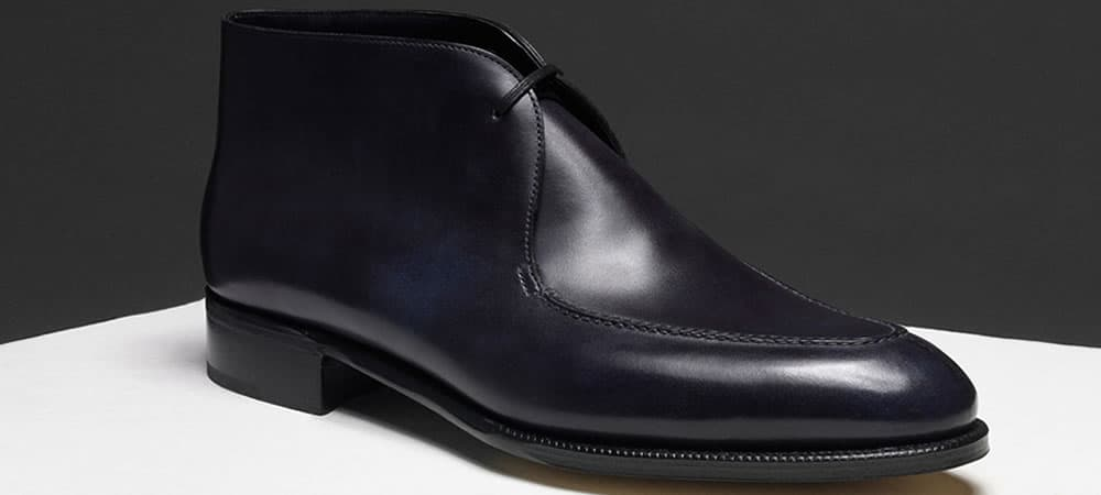 John Lobb Launches Limited Edition Fowey Boot