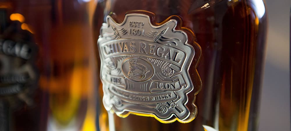 Chivas Regal's £2,000 Whisky Is Definitely Not For Mixing With Coke