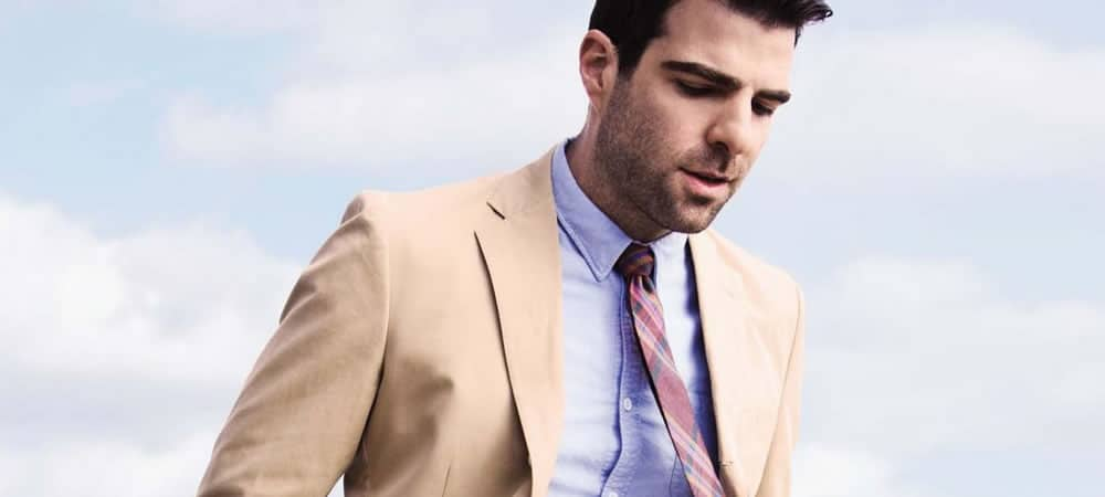 Zachary Quinto's Best Style Moves (And What You Can Learn From Them)