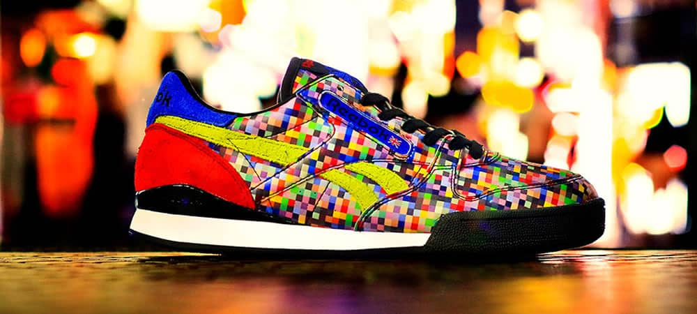 The Reebok x Atmos Neon Digi Camo Pack Is All Kinds Of Crazy