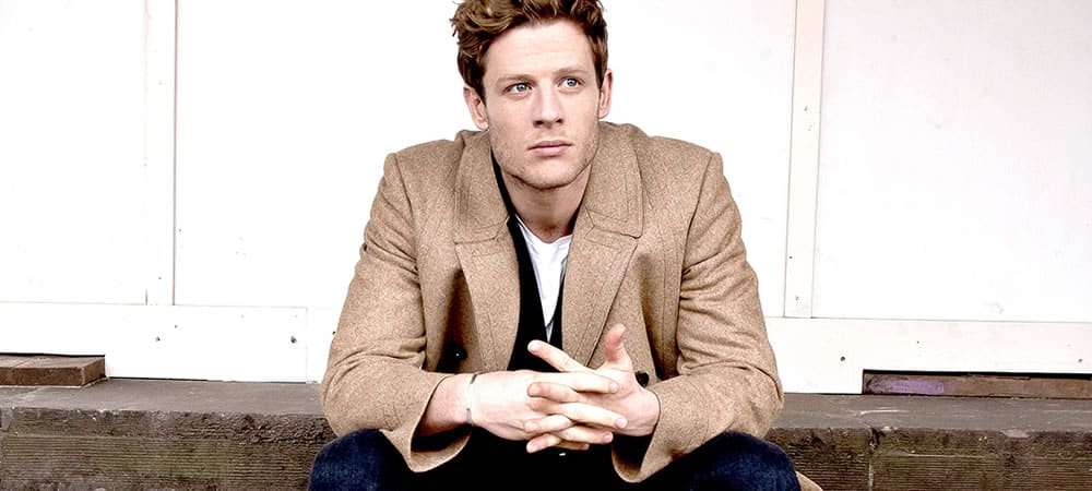 9 Of James Norton's Most Stylish Moments