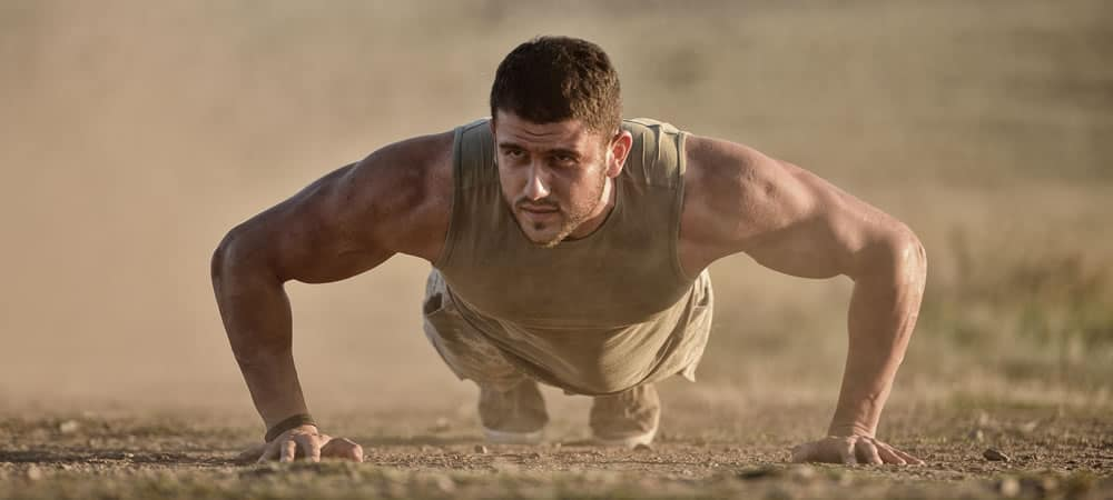 A Soldier's Guide To Getting (And Staying) Motivated In The Gym