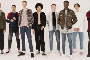 Topman Launches 4 New Jean Styles For Spring/Summer 2017