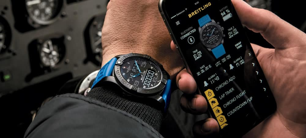 6 Of The Best Luxury Smartwatches
