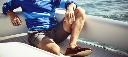 The Right Shoes To Wear With Shorts