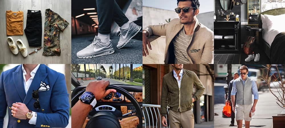 The 50 Best Men S Fashion Style Instagram Accounts Fashionbeans