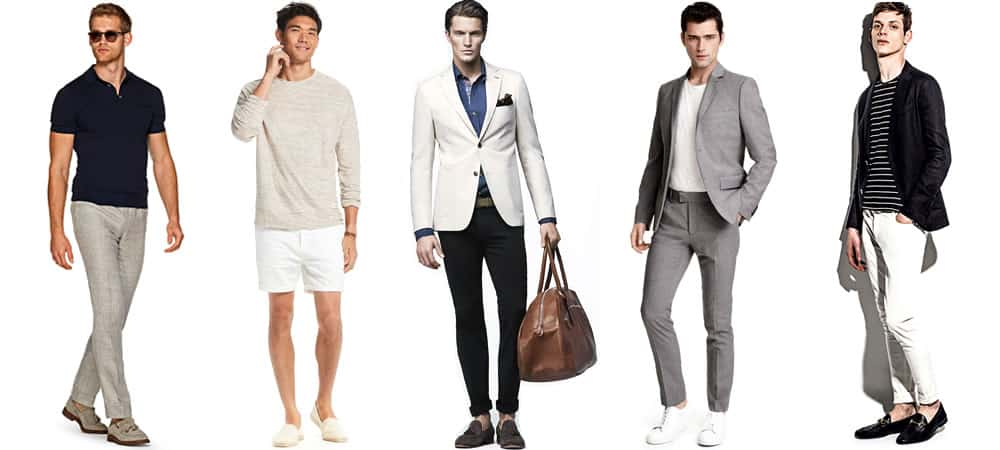841e658b4fc0 12 Go-To Summer Outfit Combinations. Men s Fashion Guides