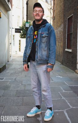 Max, Photographed in London - Click Photo To See More