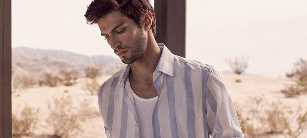 68e4580d The Best Vertical Stripe Shirts To Buy In 2019 | FashionBeans