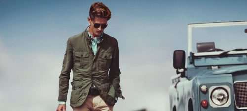 The Safari Jacket: 2018's Most Stylish And Practical Menswear Item