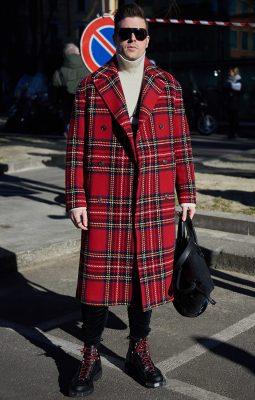 Milan Fashion Week Men's: The Best Street Style Looks AW19