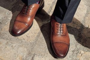 How To Find Comfortable Dress Shoes For Men