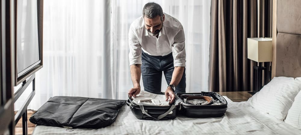 How To Pack A Suit: 4 Crease-Free Options